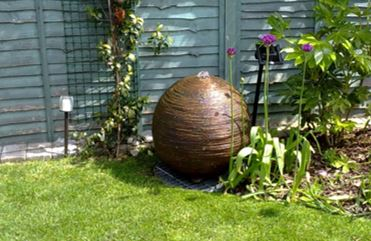 Copper Water Ball